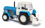 BUSCH 42845 Traktor FORTSCHRITT ZT 303 modrý 1:87