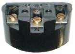 Zásuvka asymetrické žárovky ZETOR