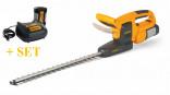 Nůžky na živý plot akumulátorové CUB CADET 80V LI-ION LH3 EH + SET akumulátor a nabíječka
