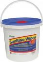 Ubrousky antibakteriální SOLENT SANITISE WIPES 1000 ks