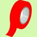 Páska izolační PVC 25 mm x 33 m červená