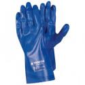 Rukavice proti chemikáliím TEGERA 7351 modré