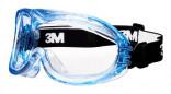 Ochranné brýle uzavřené 3M čiré