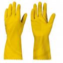 Rukavice proti chemikáliím GR LATEX žluté