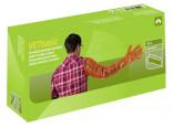 Rukavice pracovní jednorázové KERBL VETBASIC balení 100 ks