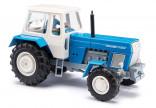 BUSCH 42855 Traktor FORTSCHRITT ZT 303 C modrý 1:87