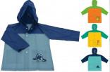 Pláštěnka PVC dětská pro chlapce