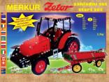 Stavebnice MERKUR 0104 ZETOR SET 646 ks