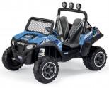 Peg Pérego Polaris Ranger RZR 900 12V modrá