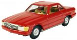Auto MB CUPÉ červené KOVAP 0608S