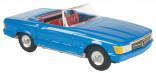 Auto MB CABRIO modré KOVAP 0607 M