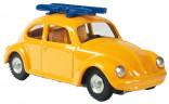 Auto VW BROUK 1200 SKI žlutý KOVAP 0644