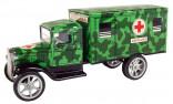 Auto HAWKEYE ambulance KOVAP 0605 V