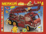 Stavebnice MERKUR 3314 FIRE SET 708 ks