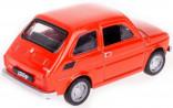 DAFFI B-204 Auto Fiat 126p červený1:43