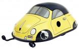 Auto PORSCHE 356 CABRIO žluté KOVAP 0563
