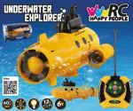 Happy Poeple RC 38010 ponorka 40 MHz