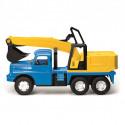 DINO TOYS 645448 Auto TATRA 148 bagr modrý 72 cm