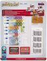 KLEIN 9316 Dětská sada bankovek EUR k pokladnám