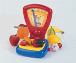 KLEIN 9322 Dětská váha RETRO na ovoce a zeleninu