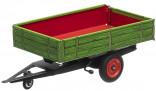 Návěs traktorový jednoosý FENDT KOVAP 40600