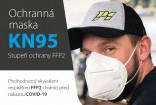 Respirátor KN95 bez ventilu