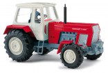 BUSCH 42856 Traktor FORTSCHRITT ZT 303 D červený 1:87