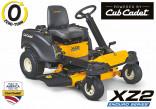 Rider a sekačka CUB CADET Z-TURN XZ2 107i