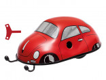 Auto PORSCHE červené KOVAP 55801