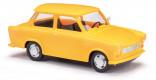 BUSCH 53100 Auto Trabant P601 Limousine oranžový 1:87