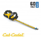 Nůžky na živý plot akumulátorové CUB CADET 60V LI-ION LH5 H60