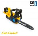 Pila řetězová akumulátorová CUB CADET 60V LI-ION LH5 C60