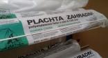 Plachta zahradní PVC 5 x 10 m x 0,125 mm