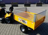 Nástavba vozíku VARES TR220, HV220
