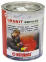 Barva GRANIT Nopolux 1L RAL3020 červená