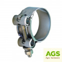 Spona hadicová GBS W1 42-46 mm