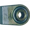 Koncovka s okem ramen kat.II 25 mm La 80 mm