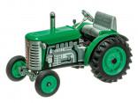 Traktor ZETOR zelený KOVAP 0385 RECA