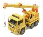 Autojeřáb MAN TGA TC4500 BRUDER 02754