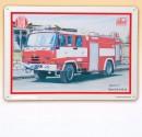Cedule plechová TATRA 815 CAS 24 hasiči KOVAP 0798
