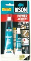 Lepidlo BISON POWER ADHESIVE polyurethan 62,5 ml