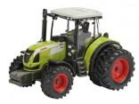 SCHUCO 25490 Traktor CLAAS ARION 540 s dvojmontáží 1:87