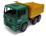 Auto MAN TG 410 A nákladní s korbou BRUDER 02765