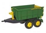 Návěs kontejnerový JOHN DEERE za šlapací traktory ROLLY TOYS