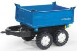 Rolly Toys Návěs sklopný MEGA NEW HOLLAND za šlapací traktory