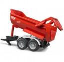 Návěs sklápěcí KRAMPE červený BRUDER 02225