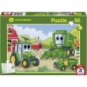Schmidt Puzzle JOHNYHO farma 60 dílků