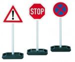 Sada dětských dopravních značek BIG