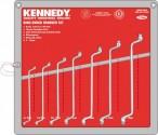 Sada klíčů očkových 6 - 19 mm KENNEDY 7 dílná