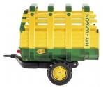 Sběrací vůz HAY WAGON za šlapací traktory ROLLY TOYS